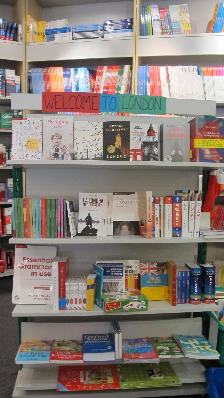The Italian Bookshop: c'è ancora una libreria italiana nel cuore di Londra
