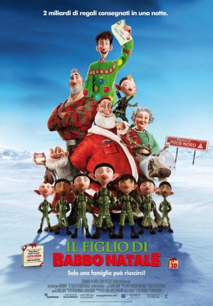 I Film Di Babbo Natale.Il Figlio Di Babbo Natale Di Sarah Smith Flaneri
