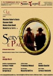 """""""Servo e padrone"""" di Massimo Roberto Beato"""