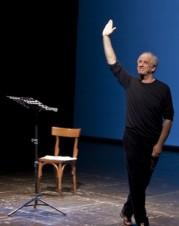 """""""Toni Servillo legge Napoli"""" al Teatro Argentina"""