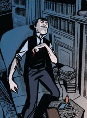 Sherlock Holmes in versione graphic novel