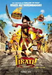 """""""Pirati! Briganti da strapazzo"""" di Peter Lord e Jeff Newitt"""
