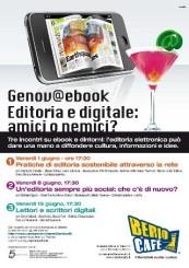 Genova@ebook: tre incontri sull'editoria digitale