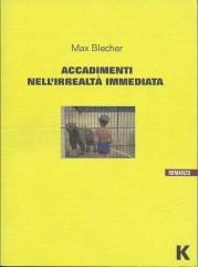 """""""Accadimenti nell'irrealtà immediata"""" di Max Blecher"""