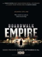 """""""Boardwalk Empire"""", il ritratto violento dell'America criminale"""