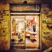 """Libreria """"Il Corsaro"""". La cultura del libro."""