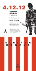 Scripta Manent. Una nuova libreria del pensare indipendente.