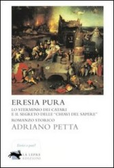 """Eresia pura"" di Adriano Petta"