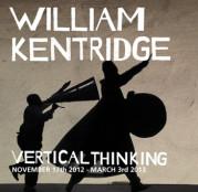 """Vertical Thinking"": William Kentridge al MAXXI di Roma"