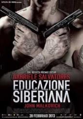 """""""Educazione siberiana"""" di Gabriele Salvatores"""