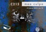 """Mea Culpa"" di C215 (Christian Guémy) alla Wunderkammern"