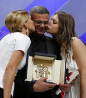 Cannes 2013: i vincitori del concorso ufficiale