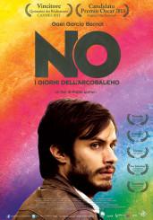 """""""No – I giorni dell'arcobaleno"""" di Pablo Larraín"""