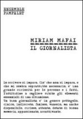 """""""Il giornalista"""" di Miriam Mafai"""