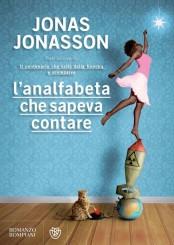 """""""L'analfabeta che sapeva contare"""" di Jonas Jonasson"""