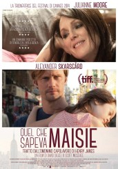 """Quel che sapeva Maisie"" di  Scott McGehee e David Siegel"