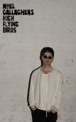 """Chasing Yesterday"" </br> di Noel Gallagher's High Flying Birds"