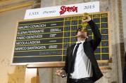 "#Strega15: vince ""La ferocia"" di Nicola Lagioia"