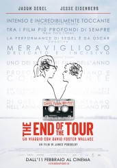 """The End of the Tour"" </br> di James Ponsoldt"