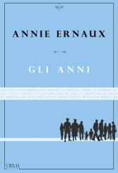 """Gli anni"" <br/>di Annie Ernaux"