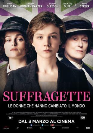 Suffragette Poster Recensione Flanerí