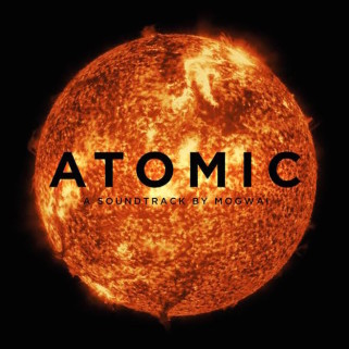 Mogwai copertina album Atomic Flanerí