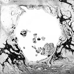 A Moon Shaped pool copertina album Radiohead flanerí