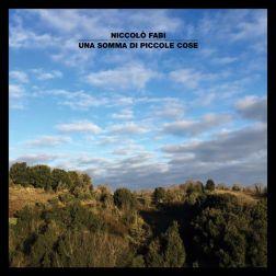 Una somma di piccole cose cover album di Niccolò Fabi su Flanerí