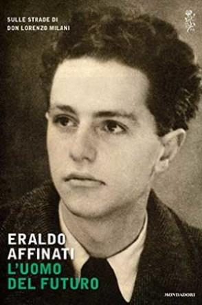 L'uomo del futuro di Eraldo Affinati copertina su Flanerí
