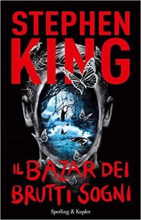 Il bazar dei brutti sogni copertina del libro su Flanerí