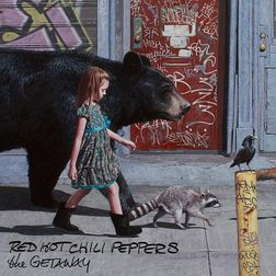 The Getaway copertina album Red Hot Chilli Peppers su Flanerí