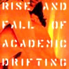Copertina di Rise and Fall of Academic Drifting dei Giardini di Mirò