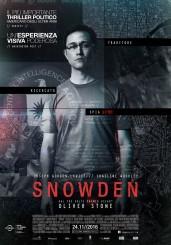 """[RFF11] """"Snowden"""" </br> di Oliver Stone"""
