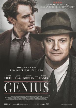 Poster italiano di Genius su Flanerí