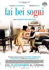 """""""Fai bei sogni"""" </br> di Marco Bellocchio"""