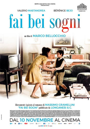 Poster di Fai bei sogni su Flanerí