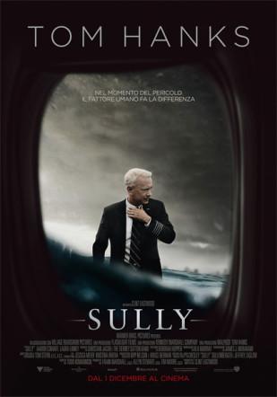 Poster italiano del film Sully su Flanerí