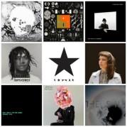 [Best 2016] Gli Album