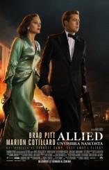 """Allied – Un'ombra nascosta"" </br> di Robert Zemeckis"