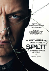 """Split"" </br> di M. Night Shyamalan"