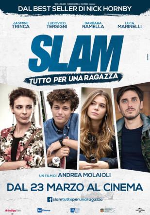 Poster italiano di Slam – Tutto per una ragazza su Flanerí