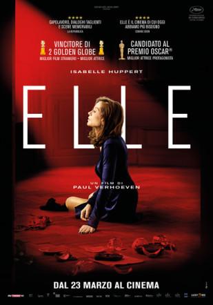 Poster italiano di Elle su Flanerí