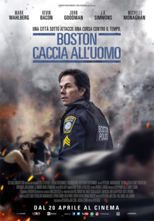 Poster del film Boston Caccia all'uomo su Flanerí