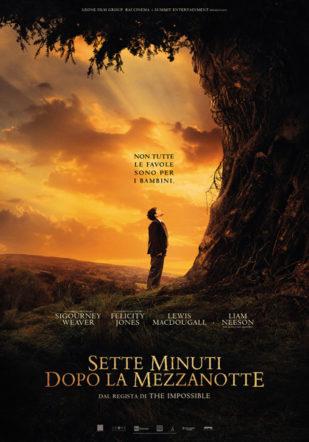 Poster del film Sette minuti dopo la mezzanotte su Flanerí