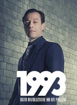 poster di 1993 la serie tv su Flanerí