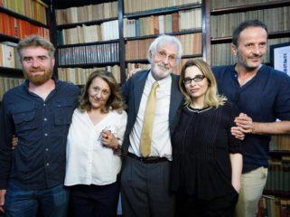 I cinque finalisti del premio Strega 2017