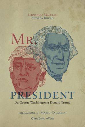 Copertina del libro Mr. President su Flanerí