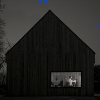 Copertina dell'album Sleep Well Beast su Flanerí