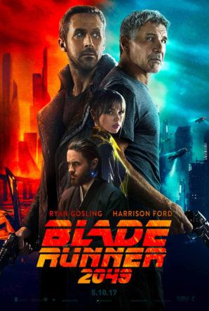 Poster italiano di Blade Runner 2049 su Flanerí