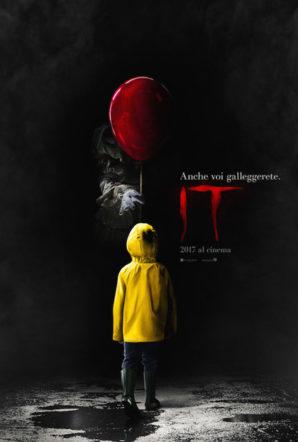 Poster italiano di It su Flanerí